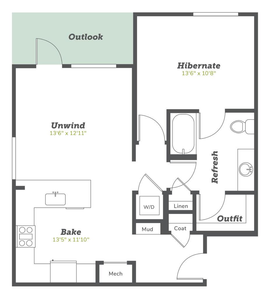 Boulder Apartment