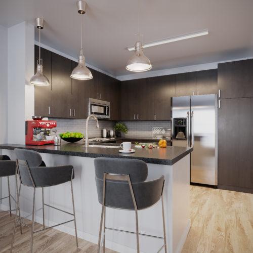 Boulder luxury apartments